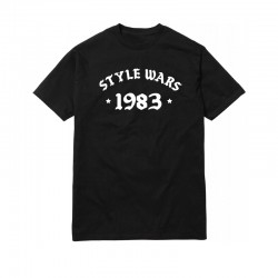 STYLE WARS - Black