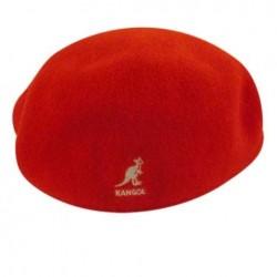 504 KANGOL CAP - Red
